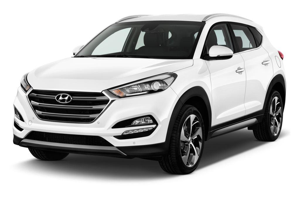 Hyundai Tucson SUV (seit 2015)