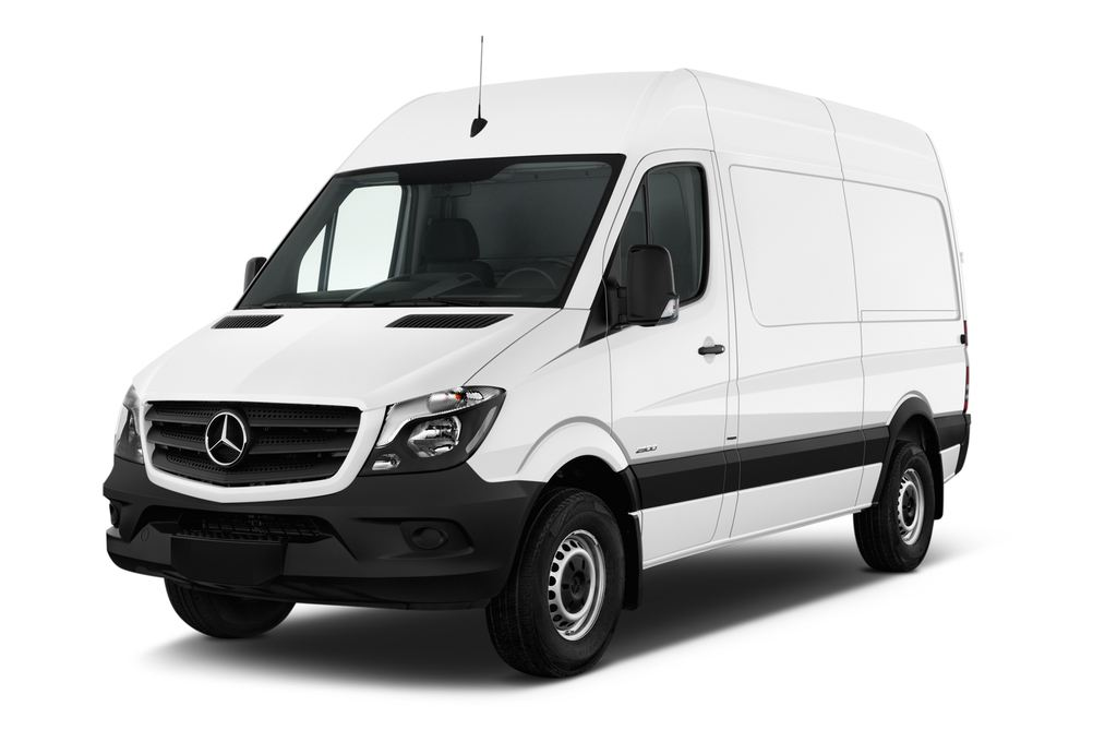 Mercedes-Benz Sprinter CDI 150 PS (2006–2018)