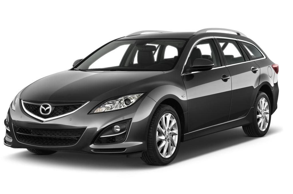 Mazda 6 1.8 MZR 120 PS (2008–2012)