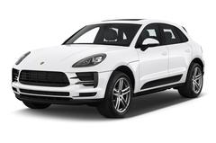 Alle Porsche Macan SUV