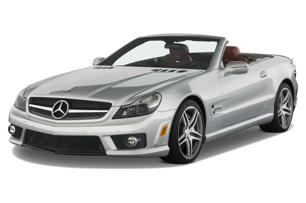 Mercedes-Benz SL SL 350 272 PS (2001–2011)
