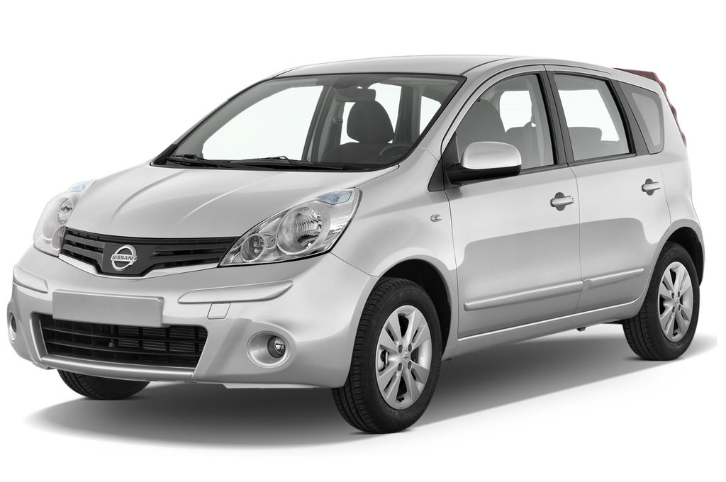 Nissan Note 1.4i 16V 88 PS (2005–2013)