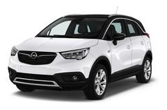 Alle Opel Crossland X SUV