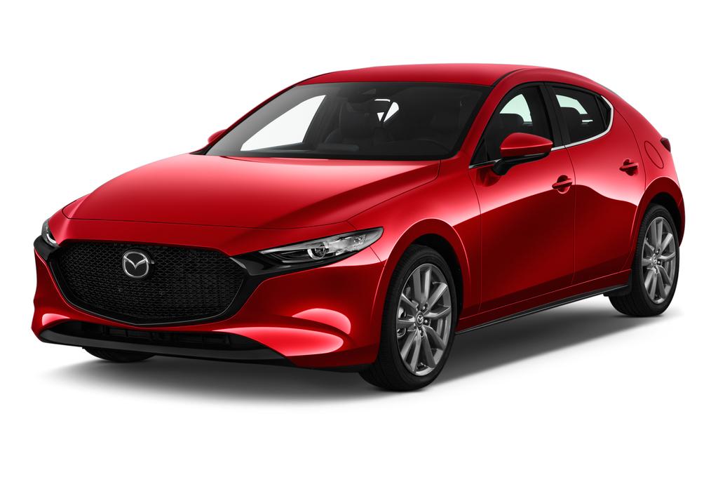 Mazda 3 Skyactiv-G 2.0 M Hybrid 150 PS (seit 2019)