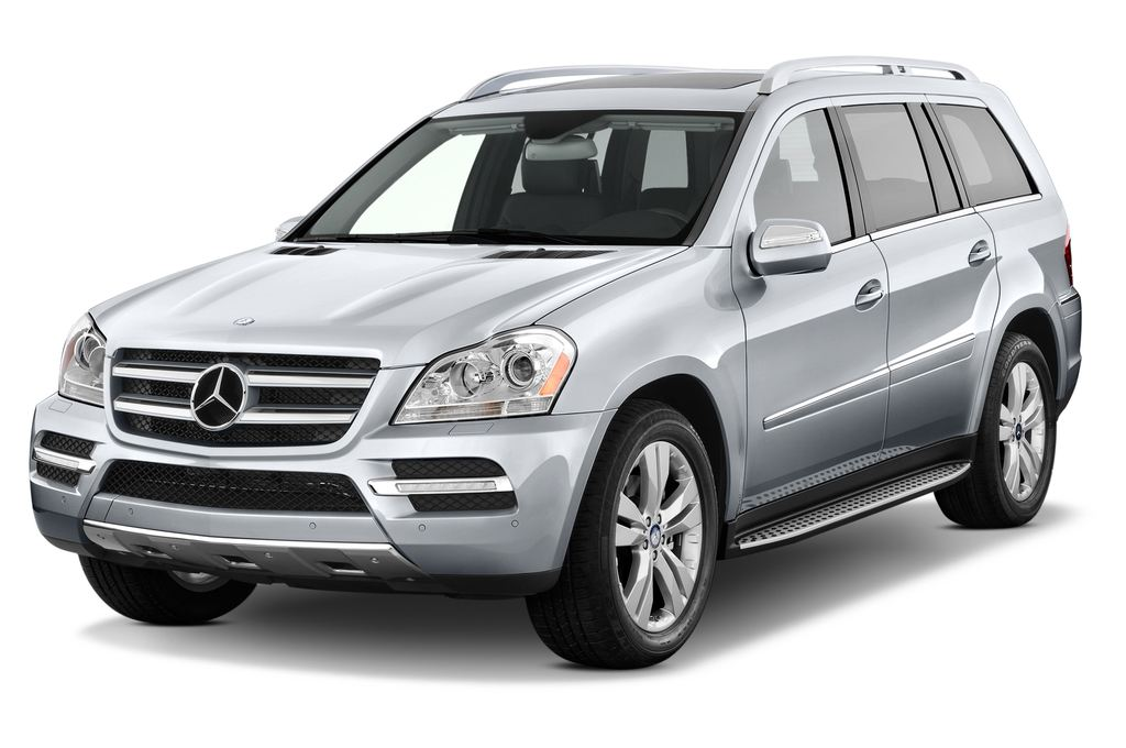 Mercedes-Benz GL GL 350 CDI BlueEFFICIENCY 224 PS (2006–2012)