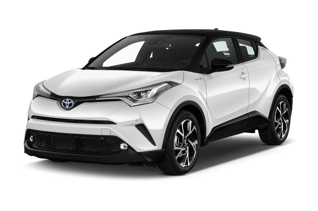 Toyota C-HR 1.2 Turbo 116 PS (seit 2016)