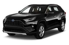 Alle Toyota RAV 4 SUV