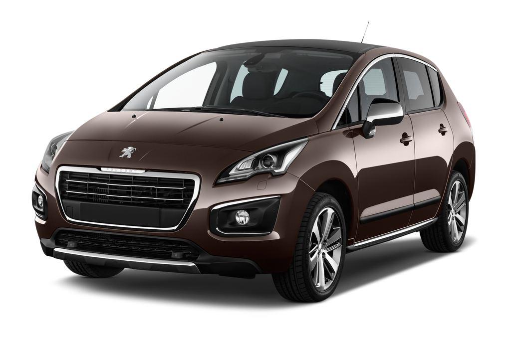 Peugeot 3008 HDi 115 115 PS (2009–2016)