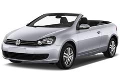 Alle VW Golf Cabrio