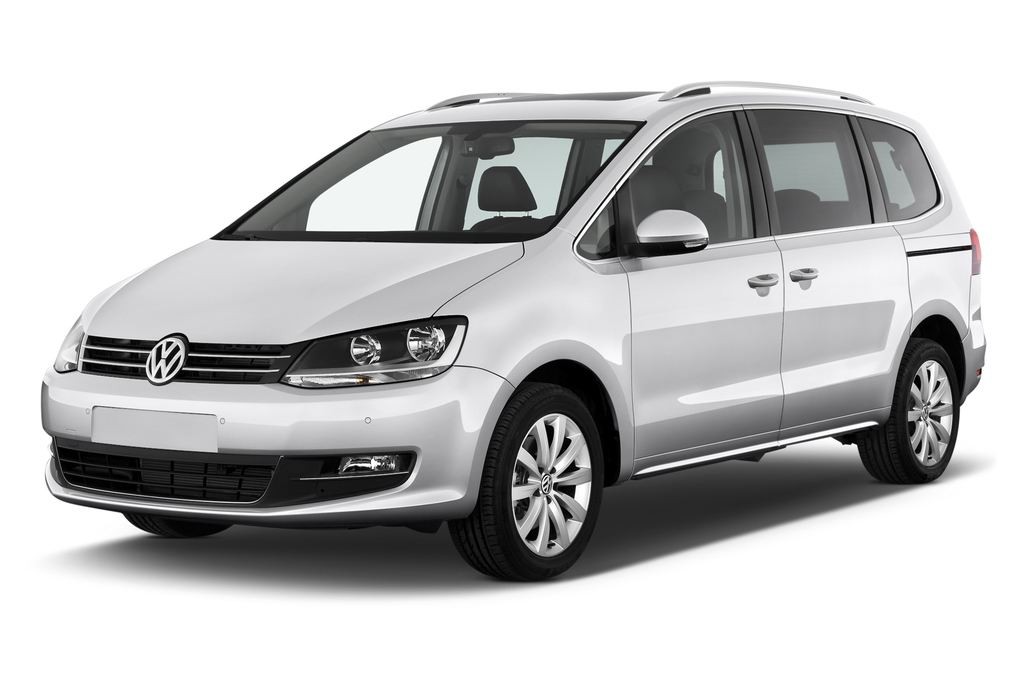 VW Sharan 2.0 TDI BlueMotion Technology 115 PS (seit 2010)