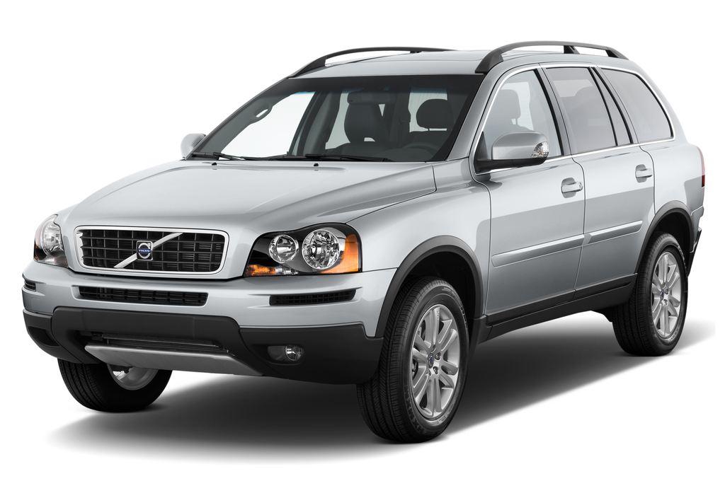 Volvo Xc 90 Suv 2002 2014 D5 185 Ps Erfahrungen