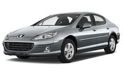 Alle Peugeot 407 Limousine