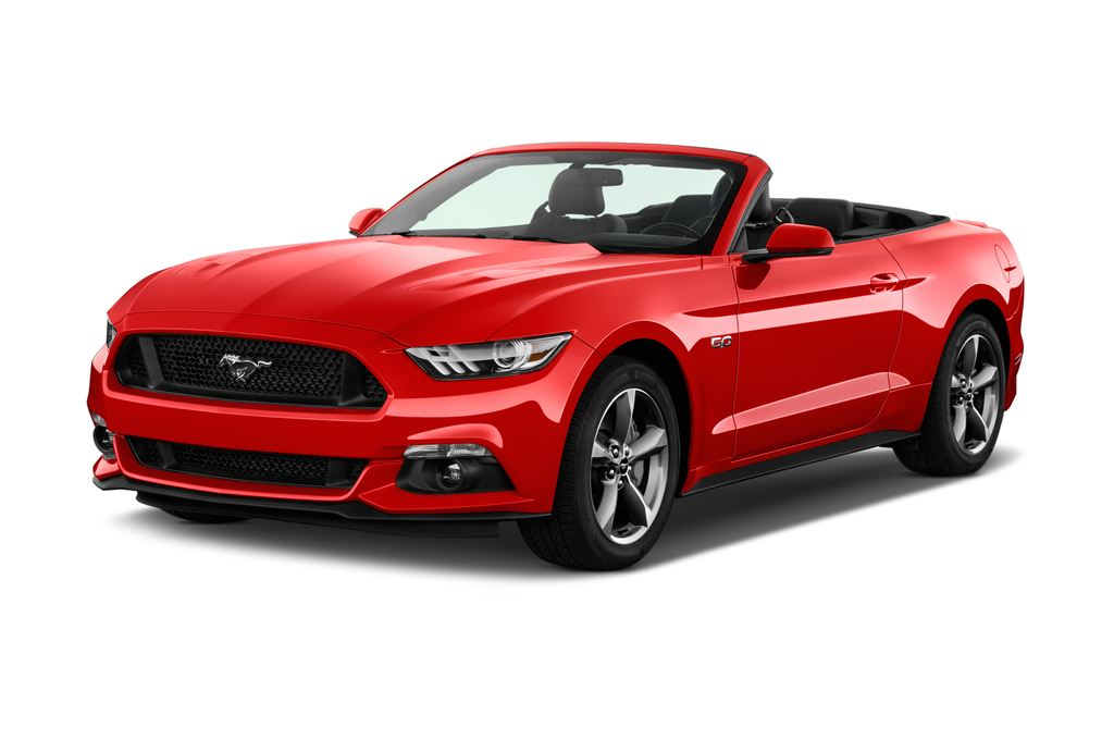 Ford Mustang Convertible (seit 2014)