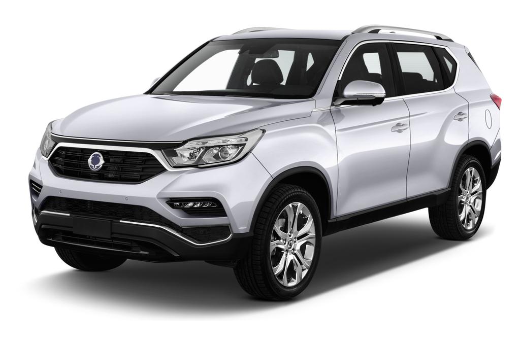 Ssangyong Rexton SUV (seit 2017)