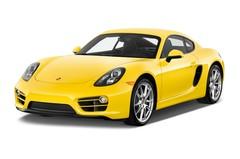 Alle Porsche Cayman Coupé