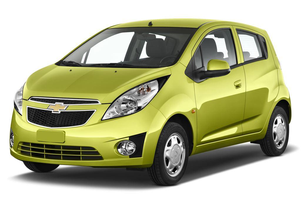 Chevrolet Spark 1.2 82 PS (seit 2010)