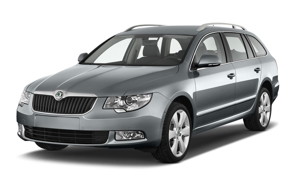 Skoda Superb 2.0 TSI 200 PS (2008–2015)