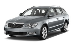 Skoda Superb Kombi (2008–2015)