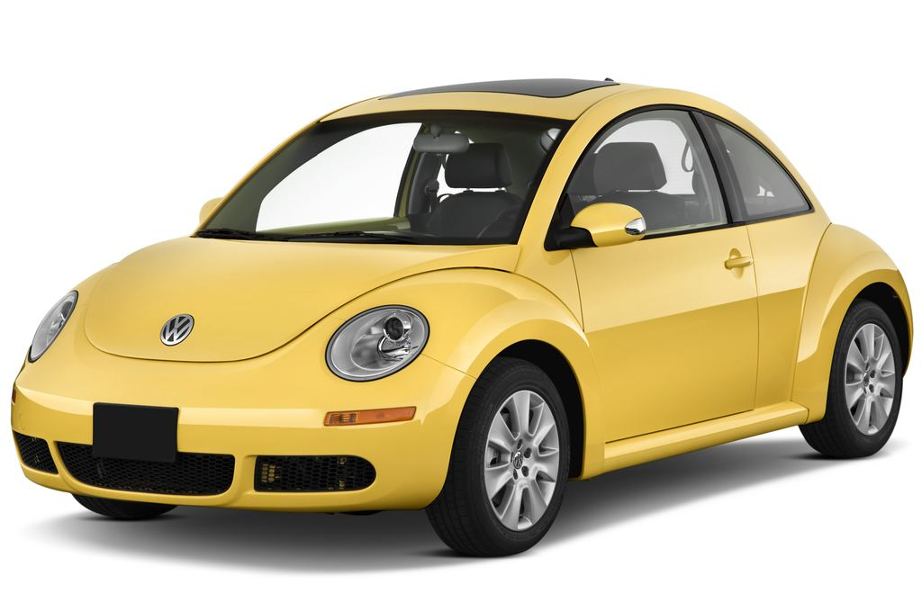 VW Beetle 1.9 TDI 105 PS (1997–2010)