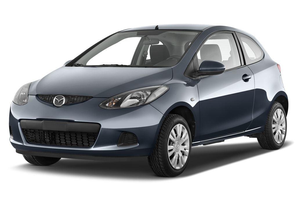 Mazda 2 Kleinwagen (2007–2014)