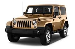 Jeep Wrangler SUV (2007–2018)