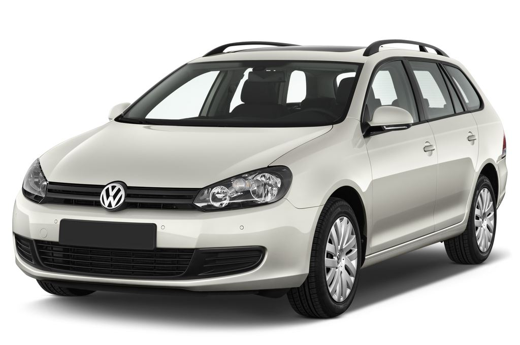 VW Golf 1.6 102 PS (2009–2013)