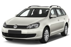 VW Golf Variant (2009–2013)