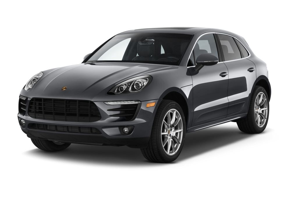 Porsche Macan Macan Turbo 400 PS (seit 2013)