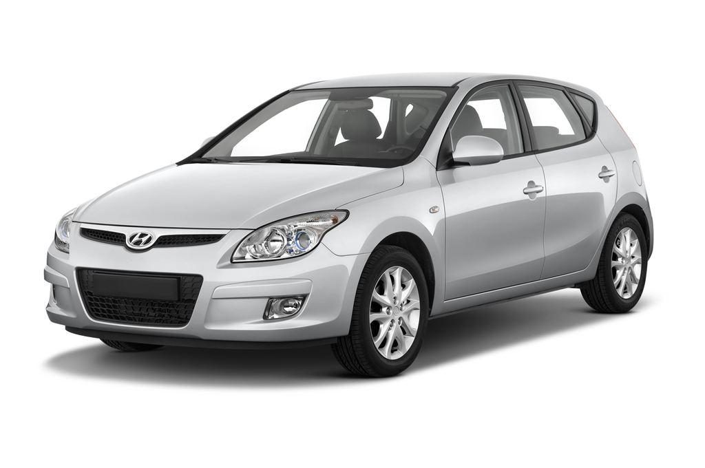 Hyundai i30 Kompaktwagen (2007–2012)