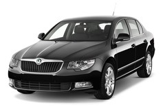 Skoda Superb Limousine (2008–2015)
