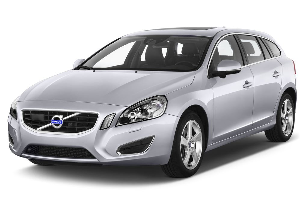 Volvo V60 D6 Twin Engine 220 PS (2010–2018)