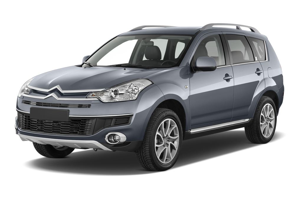 Citroen C-Crosser 2.4 170 PS (2007–2013)