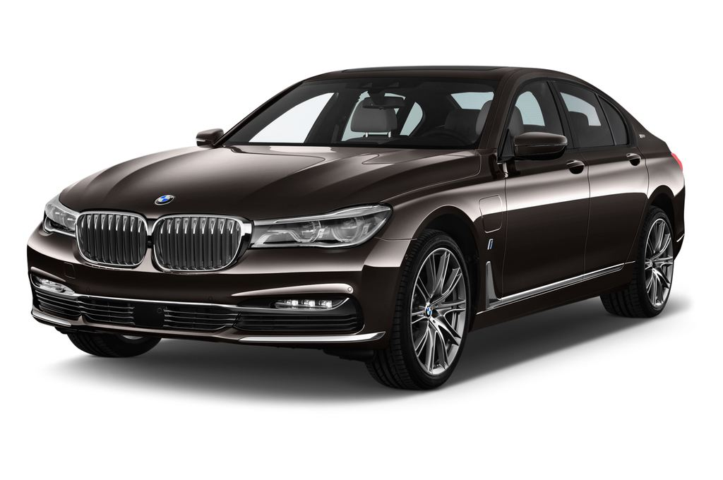 BMW 7er 740e iPerformance 258 PS (seit 2015)
