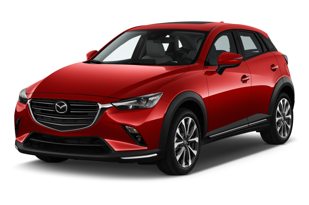 Mazda CX-3 Skyactiv-G 150 149 PS (seit 2015)