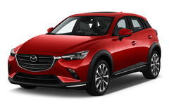 Alle Mazda CX-3 SUV