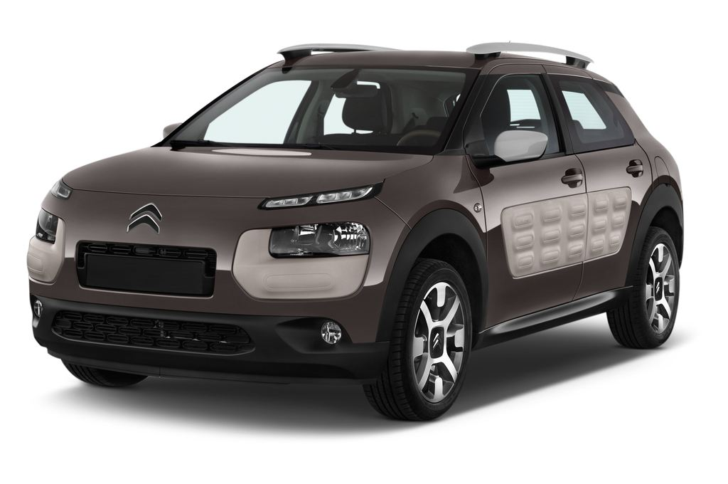 Citroen C4 Cactus BlueHDI 120  PS (2013–2018)