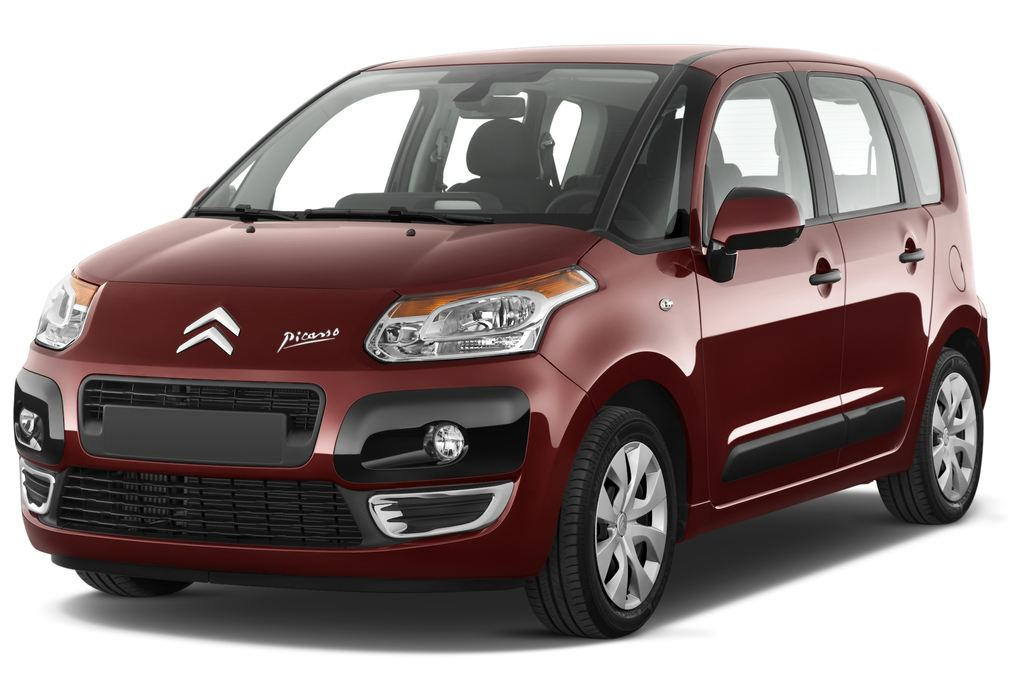 Citroen C3 Picasso VTi 95 Gas 95 PS (2008–2017)
