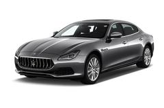 Alle Maserati Quattroporte Limousine