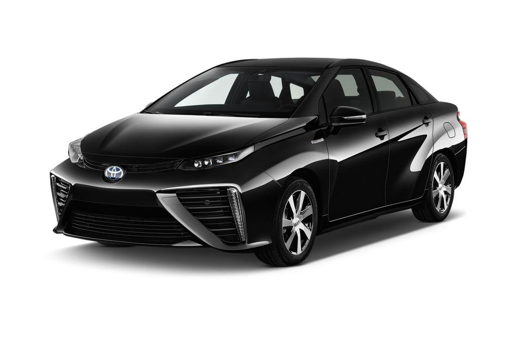 Toyota Mirai/FCV Wasserstoff-Brennzelle 154 PS (seit 2015)
