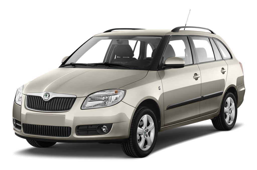 Skoda Fabia 1.9 TDI PD 105 PS (2007–2014)