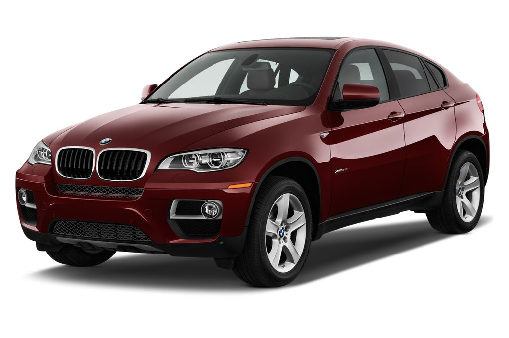 BMW X6 ActiveHybrid 407 PS (2008–2014)