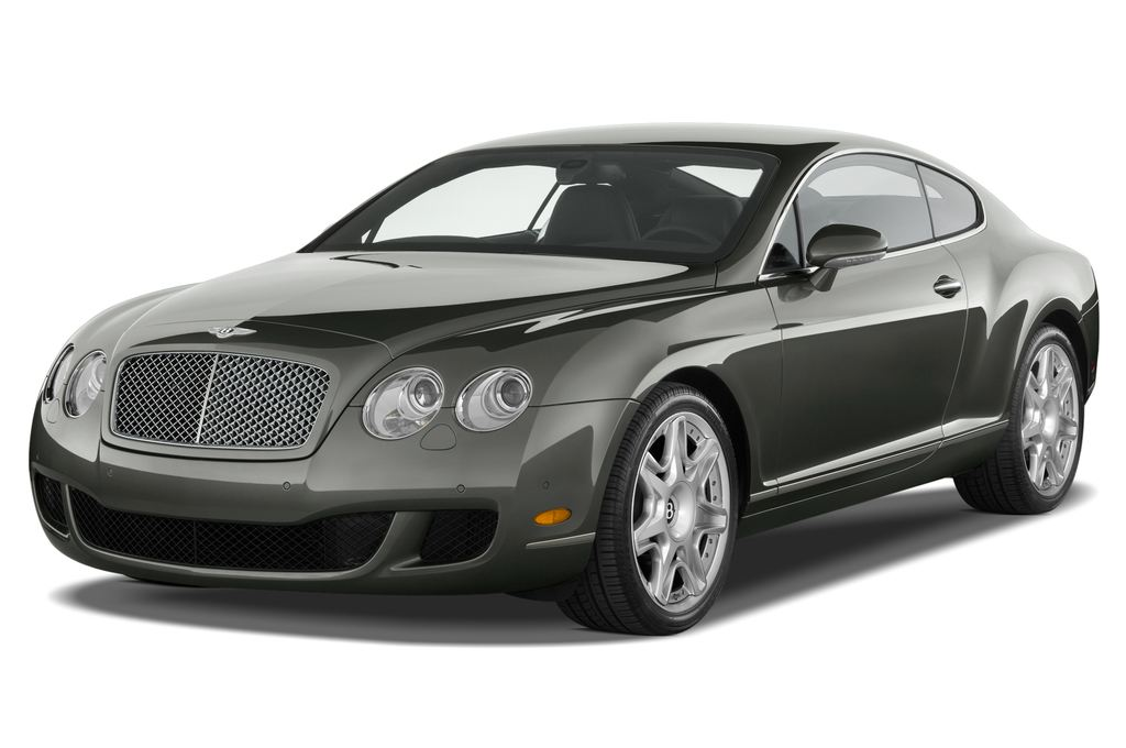 Bentley Continental R Coupé (2003–2011)