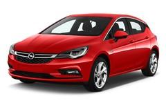 Alle Opel Astra Kompaktwagen