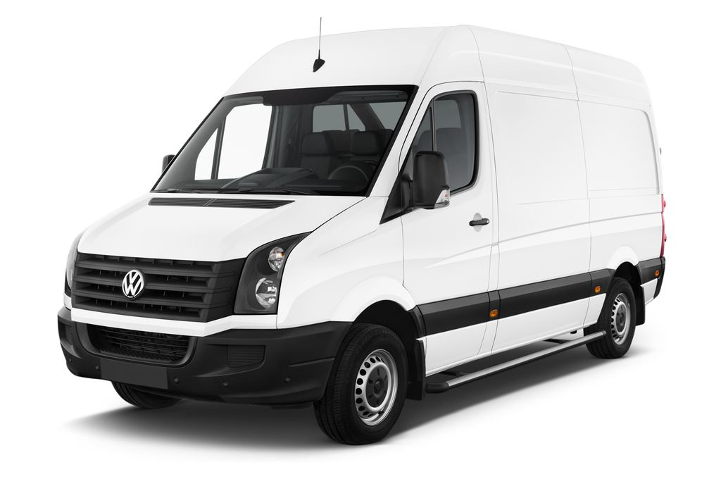 VW Crafter 2.0 TDI 109 PS (2006–2016)