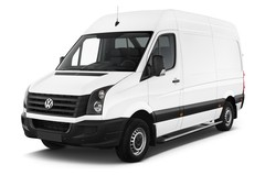 VW Crafter Transporter (2006–2016)