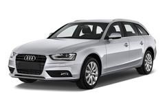 Audi A4 Avant (2008–2015)