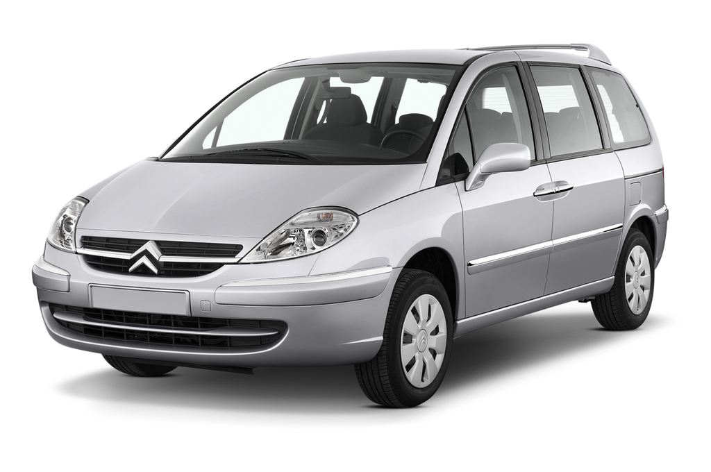 Citroen C8 2.0 HDi 110 FAP 107 PS (2002–2014)