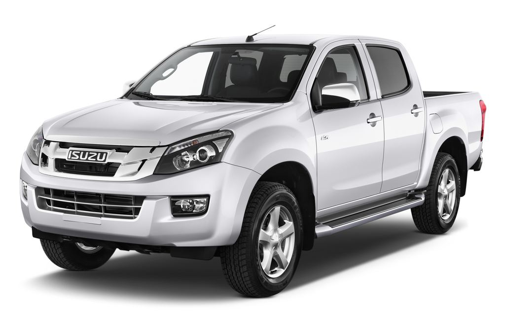 Isuzu D-Max Pick Up (2002–2012)