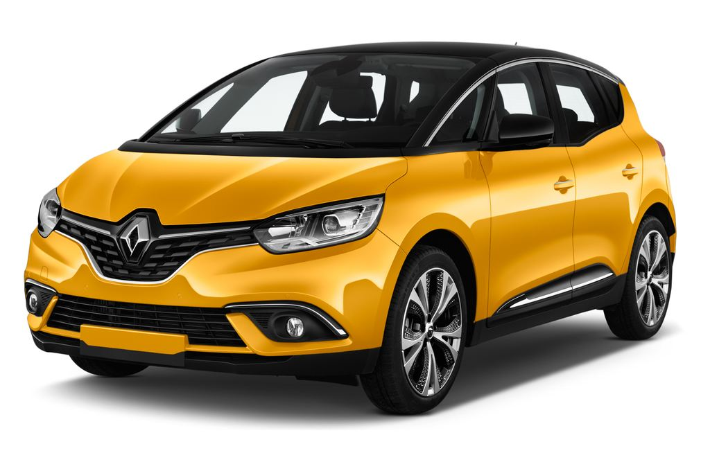 Renault Scenic TCe 115 115 PS (seit 2016)