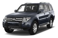 Alle Mitsubishi Pajero SUV